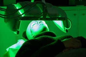 LED Green Light Therapy